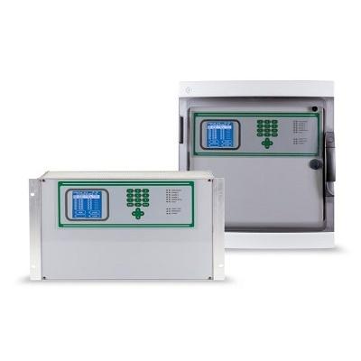 centrale multiscan++s1, de la 8 pana la 256 detectori