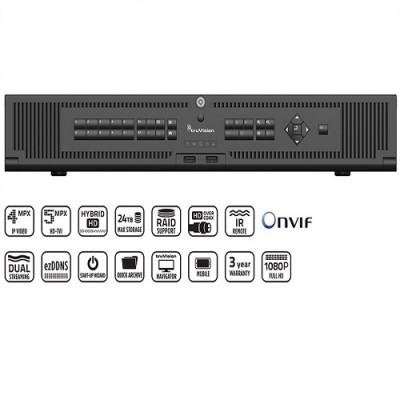 tvr46hd - inregistratoare video hibride, 16 - 32 camere analogice, hd-tvi sau ip, integrabile cu ats8600