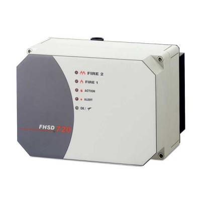 detectori de fum prin aspiratie