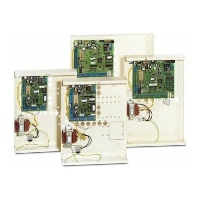 centrale ats standard: 8 - 256 zone, 2 -16 partitii, control acces 16-64 usi, posibilitati de realizare sisteme integrate