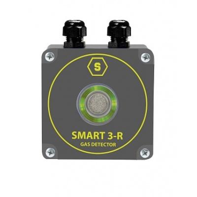 detectori de gaz din gama smart3 r pentru sali de masini, laboratoare si alte zone neclasificate
